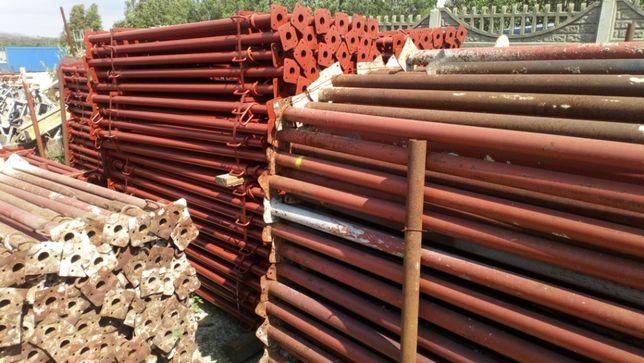 Stemple budowlane używane Podpora Głowice Dźwigary H20