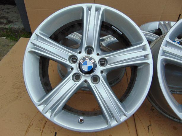 17 5x120 BMW felgi F30 F31 F32 F36 F35 F33 X1 X2 X3 E90 E91 X4 OEM BMW