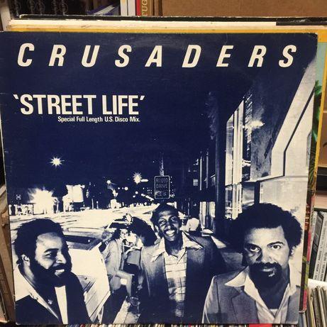 Vinil single: Crusaders - Street life 1979