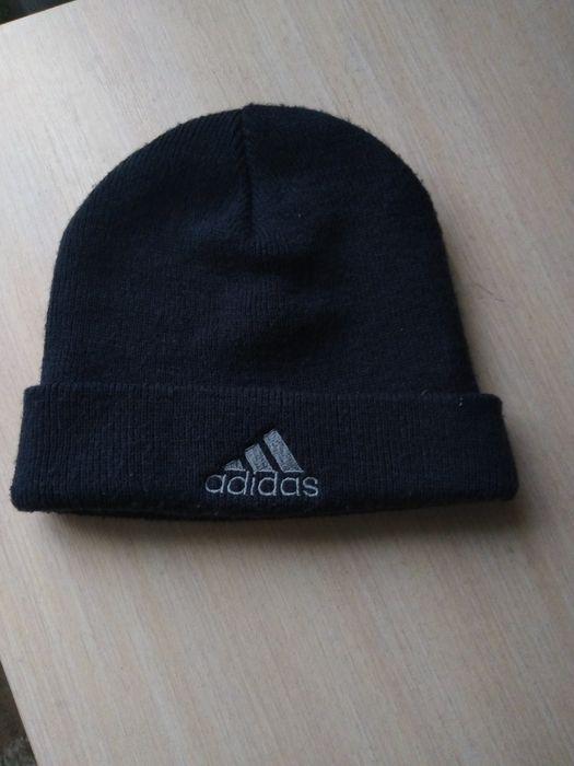 Шапка Adidas (темно-сіра) Ивано-Франковск - изображение 1
