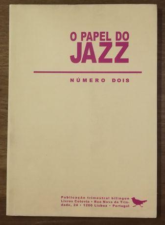 o papel do jazz, número dois, cotovia