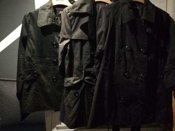 Nowe czarne płaszczyki