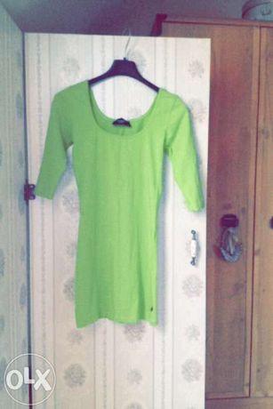 Zielona bluzka XS
