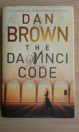 The Da Vinci Code Książka po angielsku