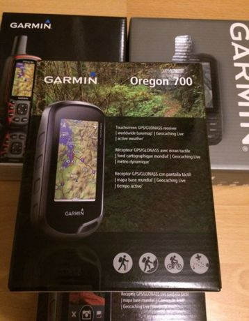 навигатор Garmin Oregon 700 новый