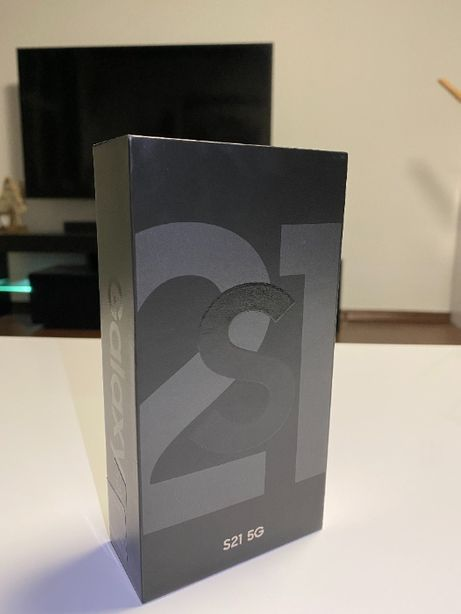 Samsung S21 5G 128GB/8GB - Phantom Gray - Nowy!!!