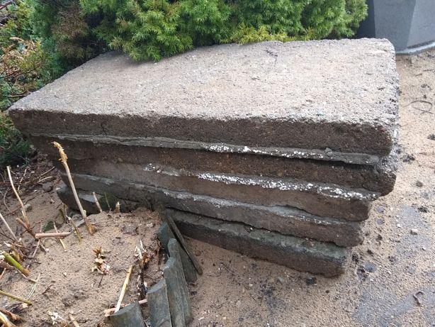 Płyty betonowe- oddam