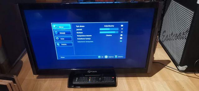 Telewizor LCD LED Tv Funai 24 cale FullHD