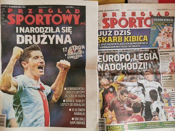 Archiwalne numery Przeglądu Sportowego
