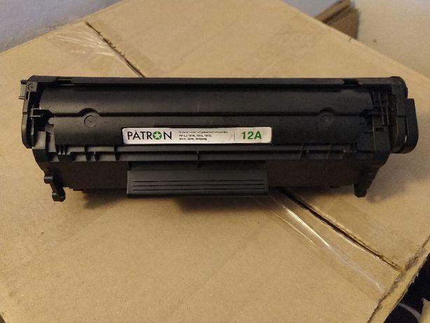 Картридж HP 12A -б/у / Canon703 / HP 26A (CF226A) - новий