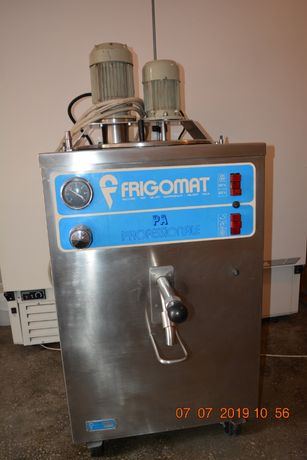 Okazja Pasteryzator z emulsyfikatorem FRIGOMAT PROFESSIONALE PA55