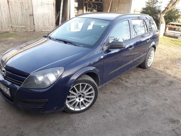 Opel astra H 1.7cdti Isuzu od osoby prywatnej