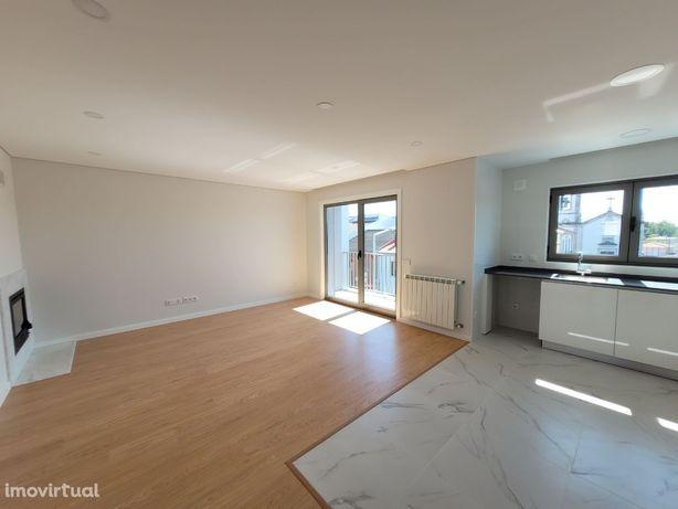 Apartamento T3, novos, em Frossos