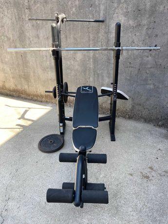 VENDO Máquina Musculação Multifunções
