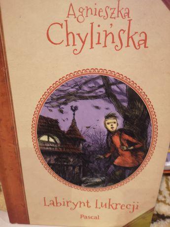 Labirynt Lukrecji A. Chylińska