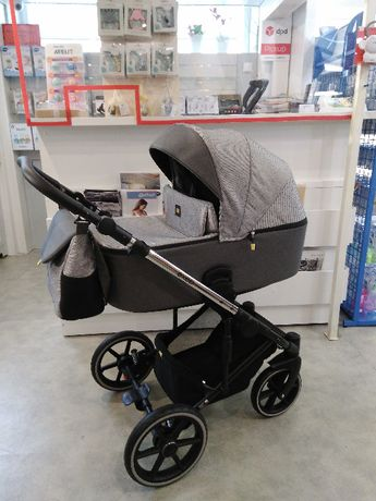 Wózek 2w1 Exeo Riko, sklep BabyBum