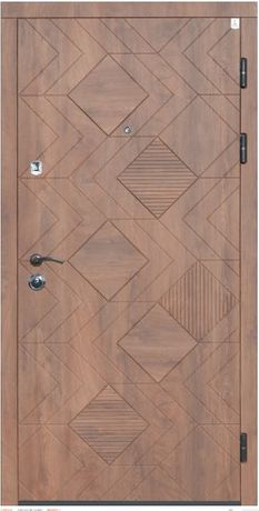 Двери входные Саган в квартиру и частный дом в Николаеве