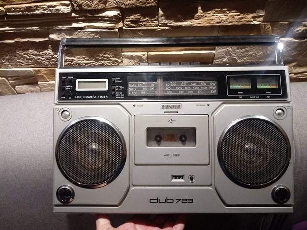 Radio Magnetofon Retro- rekwizyt do wynajęcia /sprzedania)