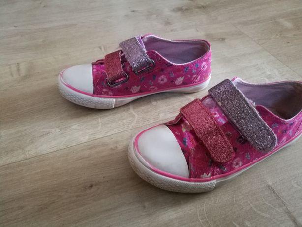 ruzowe sneakersy Billowy 30