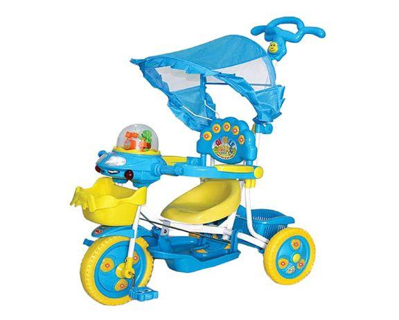 Детский трехколесный велосипед с родительской ручкой! Распродажа!