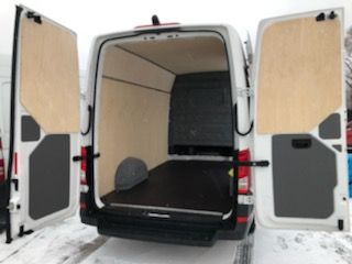 VW Crafter L3H2 Obicie Paki Wadowice - image 1