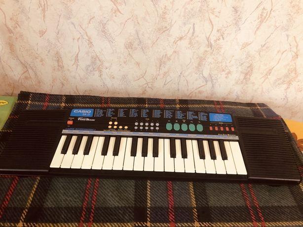 Продам детский синтезатор Casio