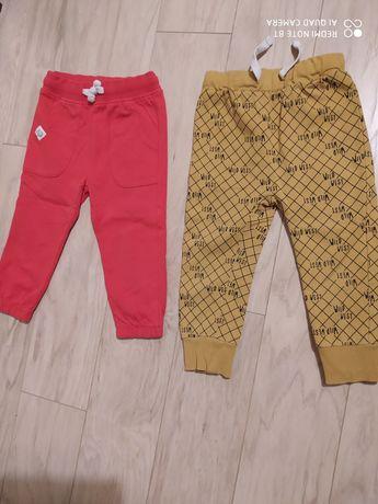 Spodnie dresowe 86