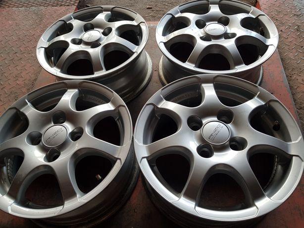 Felgi Aluminiowe Toyota Yaris R14 4x100 ET43- 5.5J