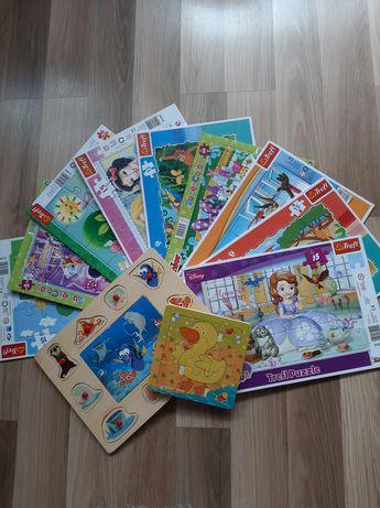 Puzzle dla przedszkolaka