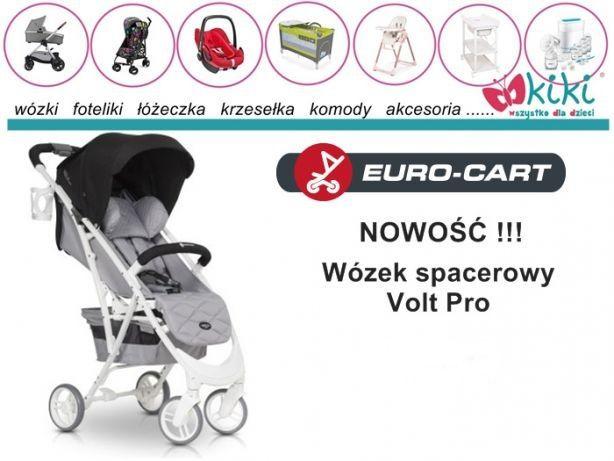 Wózek spacerowy dla dziecka Euro-Cart Volt Pro