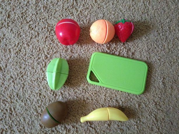 Фрукты игрушечные