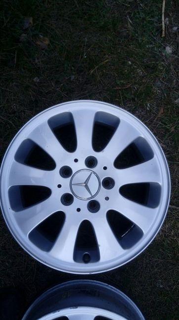 Mercedes FELGA aluminiowa 15 cali, felgi Mercedes