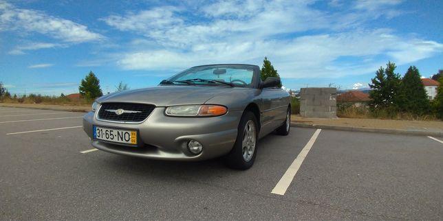 Vendo ou troco Cabrio com 140cv 2.0 CC como novo 128.000km