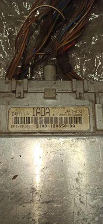 ЭБУ двигателя эскорт 1.6 1990 мк5