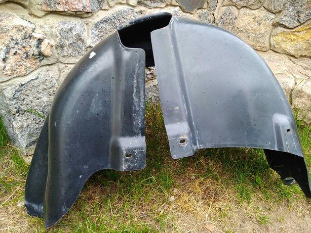 Подкрылок Фольксваген Поло (Защита арки)