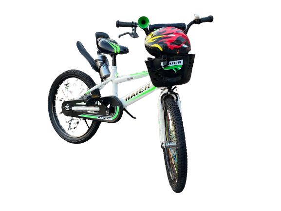 Rowerek Rower dziecięcy 20 CALI BMX HAIER Trąbka Kask Kółka Wysyłka