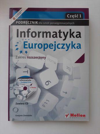 Podręcznik Informatyka Europejczyka cz.1