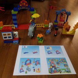 Lego Duplo Cyrk 10504