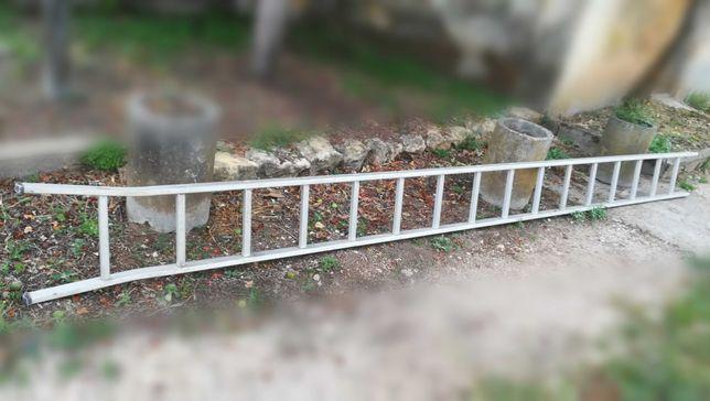 Escada 5 mts de alumínio