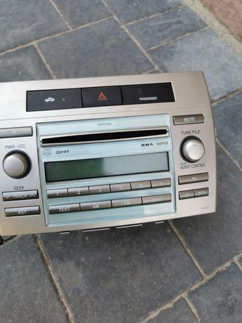 Radio Mp3 Toyota Corolla verso 07r lift oryginał