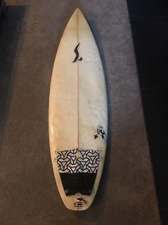 Prancha de surf 5.10 SEMENTE!
