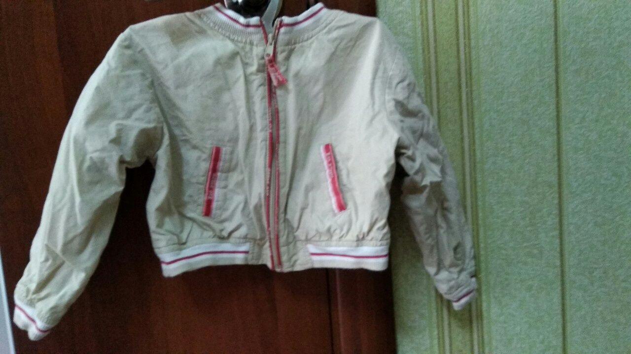 Курточка, ветровка 92