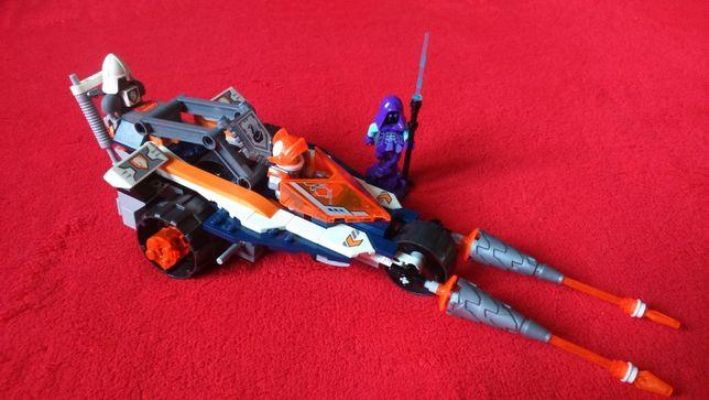 LEGO Nexo Knights Bojowy pojazd Lance 70348