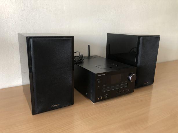 Pioneer X-HM81-K zestaw stereo wieża z tunerem, usb, cd