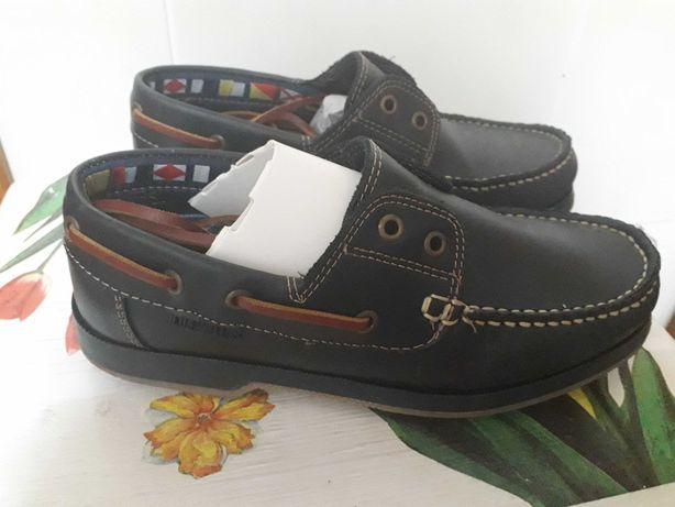 Sapatos vela rapaz marca Blue Willi's