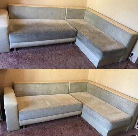 Химчистка машин, мягкой мебели/ковров