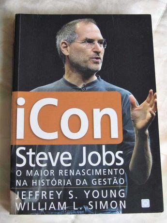 iCon Steve Jobs - Jeffrey Young / Wiliam Simon