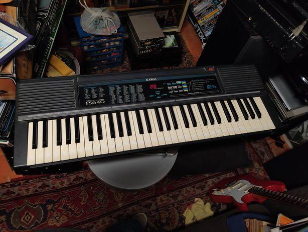 Teclado sintetizador Kawai FS640
