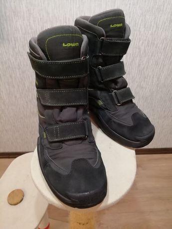 Ботинки Lowa gore tex 40р./26см, осень зима