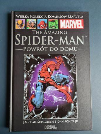 Spider-Man powrót do domu   komiks